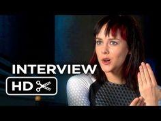 Jena Malone talks about her character Johanna Mason. #THG #CatchingFire