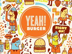 The Mouth-Watering World of Burger Joint Logos | StockLogos.com