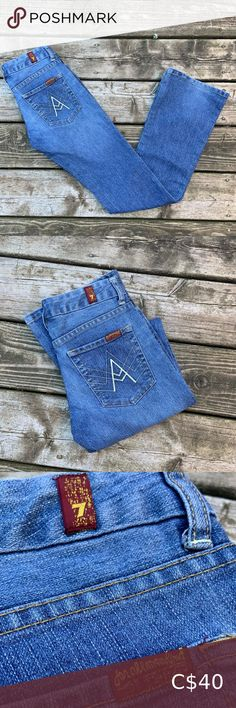"""7 FOR ALL MANKIND ✨ 