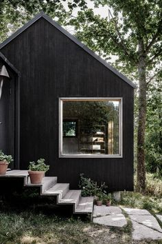 Tiny House, Cute House, Good House, Living Etc, Le Shop, Wood Architecture, River House, House Goals, Home Fashion