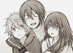 """"""" Together Forever I like the relationship between them,they are so cute and interesting~✿✿ """" Digimon, Yukine Noragami, Yatori, Super Anime, Unlikely Friends, Naruto, Cat Face, Image Shows, Cute Cartoon"""