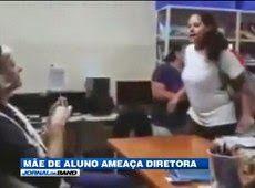 Galdino Saquarema Noticia: Mulher é presa por ameaçar diretora de escola no Panará