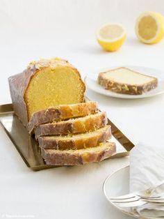 French lemon cake cake au citron and lots of box cake tips - Cake au citron French lemon cake and lots of box cake tips – La Pâticesse – The Patisserie Blo - Spice Cake Recipes, Easy Baking Recipes, Lemon Desserts, No Bake Desserts, Citron Cake, Cooking Chef Gourmet, Baked Cheesecake Recipe, Basic Cake, Box Cake