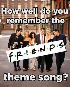 You Got: F*R*I*E*N*D*S till the end! You survived! Congrats! You've definitely seen the show enough times. You're practically in the gang!