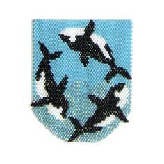 Whale Reflections Pendant, Sova Enterprises