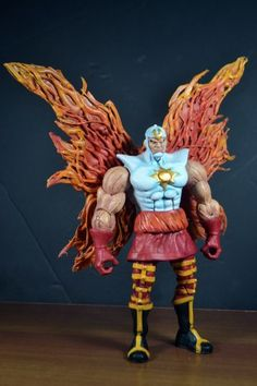 Air-Walker (Marvel Legends) Custom Action Figure