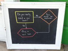 The Book Nook, Brenham, TX | 15 Hilarious Bookstore Chalkboards