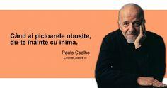Citat Paulo Coelho Poems, Thoughts, Feelings, Quotes, Type 3, Zen, Facebook, Paulo Coelho, Diet