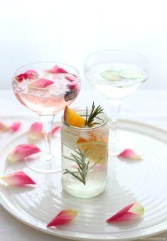 3 wunderbare Aperitifs für Deine nächste Party. Die Rezepte für die 3 Lillet blanc Drinks findest Du hier: http://emmabee.de/2016/01/26/aus-lieblingskeks-wird-kuchen-im-glas/