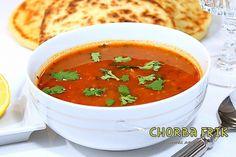 Recette Chorba frik soupe algérienne