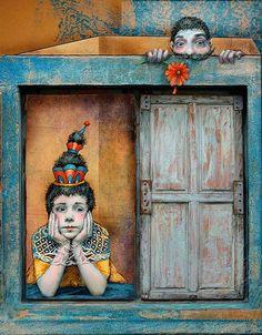 Ilustración de NERINA CANZI Aka Paspartus
