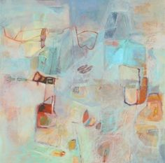 'Segmentation' by Lory Glavin. stop by the store to see more of her paintings!