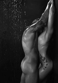 Shower Sexy couple