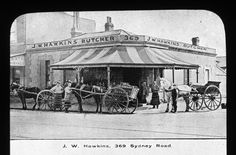 Brunswick was an isolated rural community with a dirt track for a main road until the discovery of gold in Cornish Arms, Michael Street, Melbourne Suburbs, Imperial Hotel, Horse Drawn Wagon, City Library, The Settlers, Australia Photos, Park Hotel