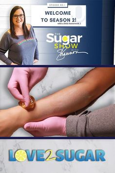 Shannon, The Sugar Mama, takes you through tips and tricks and all things sugar! Sugaring Hair Removal, Natural Hair Removal, Beauty Tips For Hair, All Things Beauty, Oily Skin Care, Skin Care Tips, Lip Care, Face Care, Natural Lips