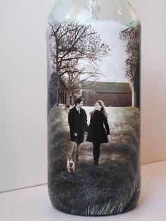Wine Bottle Project