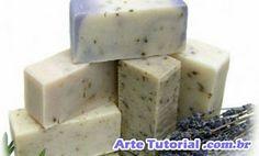 Arte Tutorial: Como reciclar e fazer sabonete artesanal – Passo a...
