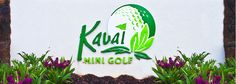 Kauai Mini Golf - Kauai Mini Golf and Botanical Gardens. Open Every Day from 11:00 am – 8:00 pm. Ages 11 and Older – $18