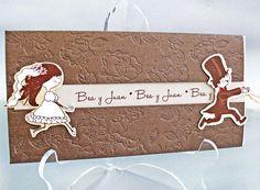 Invitaciones de boda simpáticas http://www.voydebodas.com