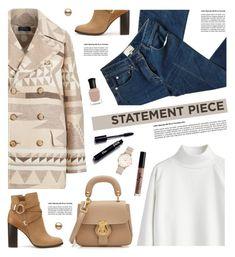 Statement Coats by tamara-p on Polyvore featuring polyvore moda style 3.1 Phillip Lim Miss Selfridge Burberry ROSEFIELD Charlotte Russe Deborah Lippmann fashion clothing statementcoats