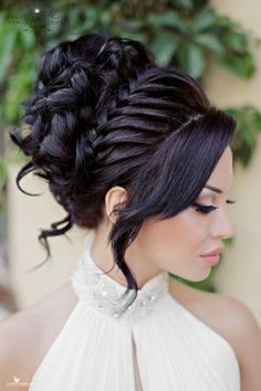 Updo Hairstyles for All Event