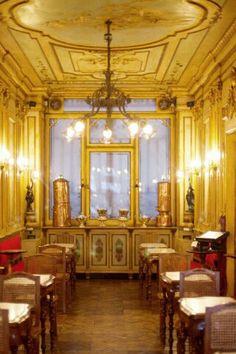 Café Florian. Venecia. Italia