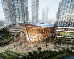Dubai Opera House | Zaha Hadid