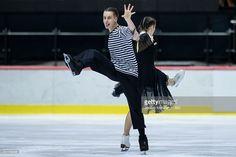 News Photo : Ria Schwendinger and Valentin Wunderlich of...