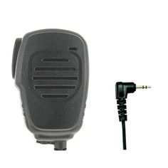 Valley Enterprises Compact Speaker Mic for Motorola SinglePin TwoWay Radios *** Check out the image by visiting the link.