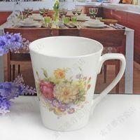 Caneca de porcelana xícara de cerâmica caneca copo de café real estética