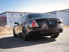 nice 2013 Maserati Quattroporte Project Black Diamond by SR Auto Photos (4)