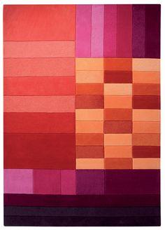 Esprit - Various Box Red / Orange / Pink Rugs