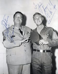 Jackie Gleason and Steve McQueen