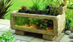 unique aquariums | 35 Unusual Aquariums and Custom Tropical Fish Tanks for Unique ...