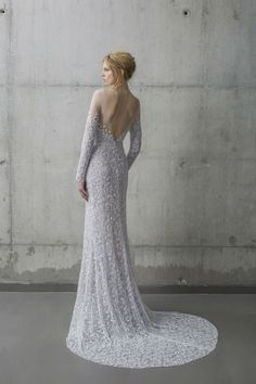 MIRA ZWILLINGER 2016 STARDUST BRIDAL COLLECTION Nissa www.elegantwedding.ca  More Abito Da Sposa ede0b4957fb