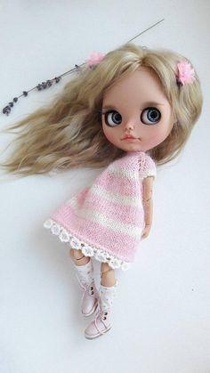 Výprodej Custom Blythe panenku TBL