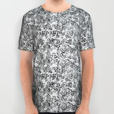 Buy Silver pearls All Over Print Shirt by SverreFekjan. Worldwide shipping available at Society6.com. Just one of millions of high quality products available.