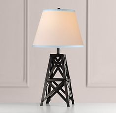 Love the oil rig look, for the living room perhaps? $79
