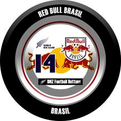 DNZ Football Buttons: Red Bull Brasil                                                                                                                                                                                 Mais