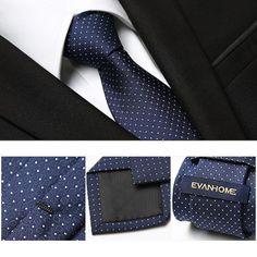 e2cb46d58 Barato Envío gratuito 2018 corbatas de moda para hombres Nano-tie 7 cm  Polka Dot