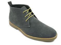 Mens Gray Ankle High Chukka Desert Style Lace Up Casual Boots Tony's http://www.amazon.com/dp/B00GYHV2P0/ref=cm_sw_r_pi_dp_vSKgub0P8CTM1