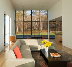 Дизайн частной резиденции 4 Springs Lane