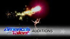 Hara: Visual Artist Makes a Stunning Entrance - America's Got Talent 2016 Auditions - YouTube