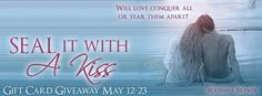 $10 Amazon Gift Card GIVEAWAY SEAL It With A Kiss by Rogenna Brewer http://romancenovelgiveaways.blogspot.com/2016/05/seal-it-with-kiss-by-rogenna-brewer.html