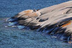 Georgian Bay. Looks beautiful.