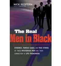 The Real Men in Black: Evidence, Famous Cases, and True Stories of These Mysterious Men and Their Connection to the UFO Phenomena. The Men in Black were elevated to superstar status in 1997 in the hit movie of the same name. Although the Hollywood blockbuster was fiction, the real Men in Black have consistently attempted to silence the witnesses of UFO and paranormal phenomena since the 1950s...