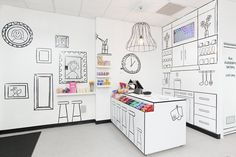 Candy Room Retail Store - Picture gallery