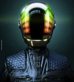 Daft Punk ( yeah another one ) on Behance