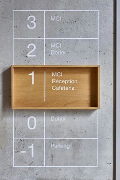 signage Gallery of MCI Headquarters Office Design / Bloomint Design - 2 Buying A Luxury Watch Seven Corporate Office Design, Office Interior Design, Office Interiors, Office Designs, Interior Modern, Kitchen Interior, Environmental Graphic Design, Environmental Graphics, Hall Hotel