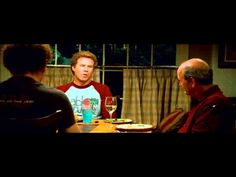 Stepbrothers Funny Dinner Scene